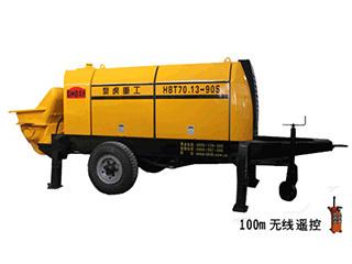 泵虎重工 HBT70.13-90S 拖泵圖片