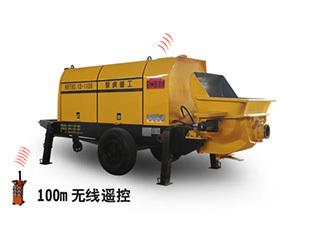 泵虎重工HBT80.13-110S拖泵