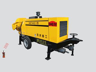 泵虎重工 HBT40CIII 拖泵
