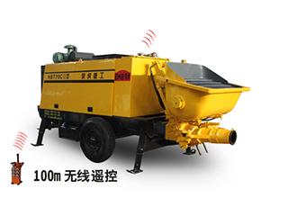 泵虎重工 HBT70CIII 拖泵图片