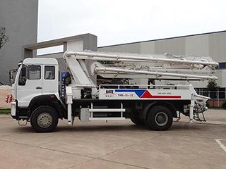 波特重工 HDL5160THB-24M 泵车