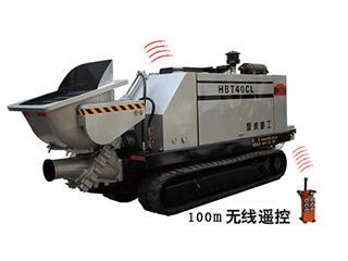 泵虎重工 HB40CL 拖泵图片