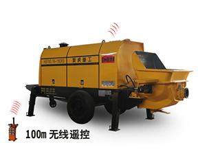泵虎重工 HBT80.16-180RS 拖泵