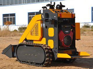 沃尔华 GN280实心胎 滑移装载机