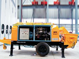 波特重工 HBTS80.16-110E 拖泵