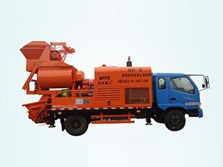 波特重工 HBCS40.08-100F 车载泵