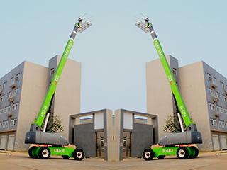 波特重工 GTBZ20 高空作业机械