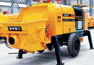波特重工 HBTS80.13-110E 拖泵