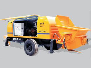 波特重工 HBTS40.8-45E 拖泵