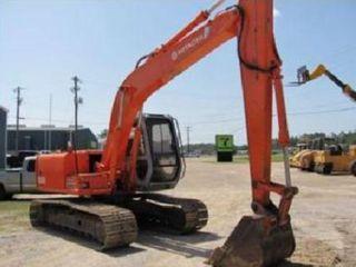 日立 EX120-2 挖掘機圖片