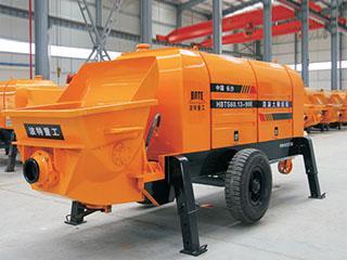 波特重工 HBT80.13-90E 拖泵