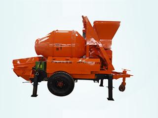 波特重工 HBTS40.08-37EJ 拖泵
