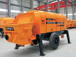 波特重工 HBTS60.16-110E 拖泵