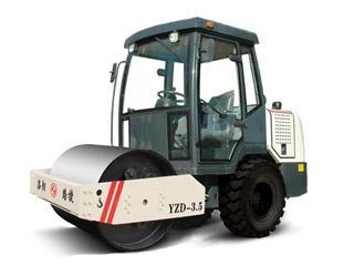 洛阳路捷重工 YZD-3.5 压路机
