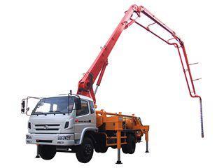 沃尔华 GNBC537 泵车