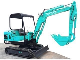 早山重工 ZS-22 挖掘机