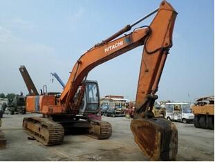 日立 EX200-2 挖掘機圖片