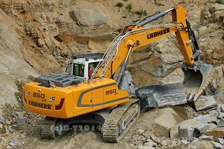 利勃海尔R950SME挖掘机