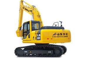 山东力士 LS220-8 挖掘机