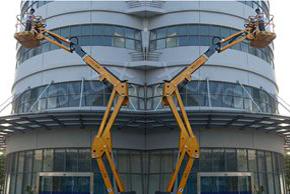 维勒科 10v02876电动曲臂式 高空作业机械图片