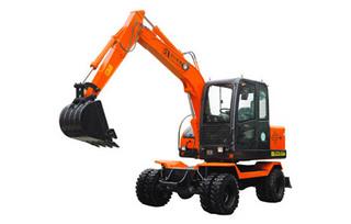 灵升机械 LSZ65-III 挖掘机