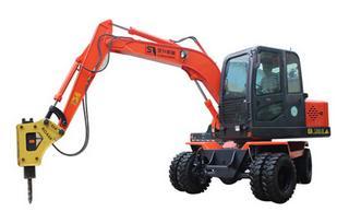 灵升机械 LS65-II 挖掘机
