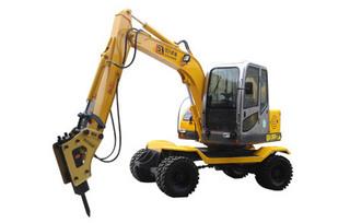 灵升机械 LS65-I 挖掘机