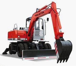 山东力士 LS750 挖掘机