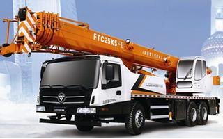 福田雷萨 FTC50K5-II 起重机
