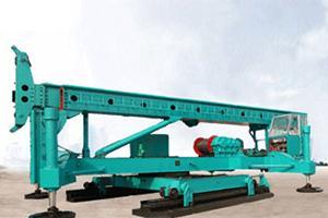 长河机械 ZLB25-D48 长螺旋钻机