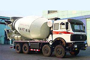 成龙威 ND1316D35J 搅拌运输车