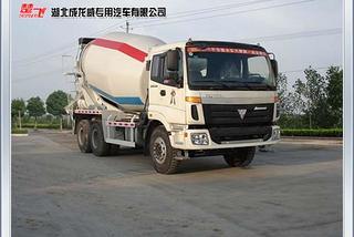 成龙威 CLQ5251GJB3BJ 搅拌运输车