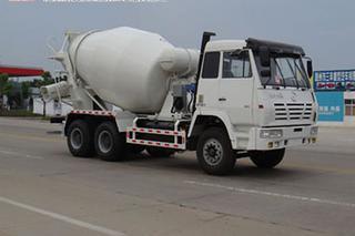 成龙威 SX5255GJBUR384 搅拌运输车