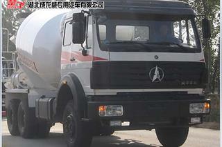 成龙威 CLQ5254GJBZ 搅拌运输车