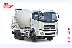 北方巴里巴 DFL5251GJBA 搅拌运输车