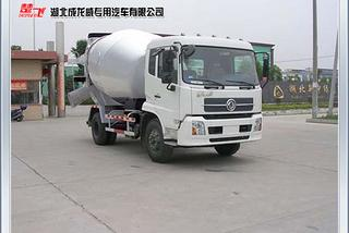 成龙威 CLQ5160GJB3 搅拌运输车