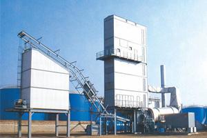 路易玛 QLB-H4000 沥青搅拌站