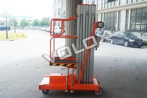 维勒科 10V02091单桅铝柱铝合金 高空作业机械图片