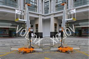 维勒科 10V03792单桅柱移动 高空作业机械图片