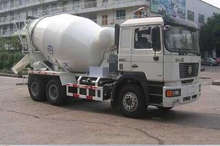 成龙威 CLQ5255GJBDR384 搅拌运输车