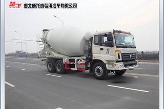 成龙威 CLQ5254GJB-S 搅拌运输车