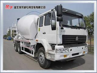 成龙威 CLQ5251GJBN4241C1 搅拌运输车