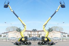 维勒科 10v02636 高空作业机械