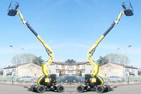 维勒科 10v02637 高空作业机械