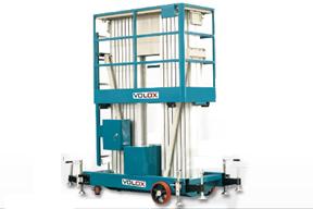 維勒科 10v02440雙桅柱移動式 高空作業機械圖片
