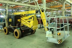 维勒科 10v02630 高空作业机械