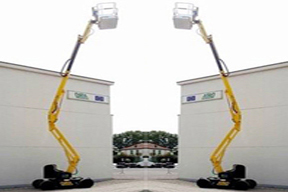 维勒科 10v02629 高空作业机械
