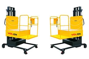 維勒科 10V04033半電動高空取料 高空作業機械圖片