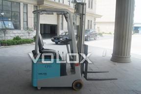 维勒科 10V01117三支点平衡重 叉车