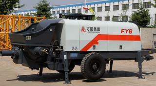 方圆集团 HBTS80-16-132 拖泵